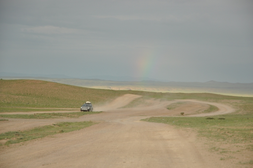 Day 39 (on the road, MN) – 13,853       …15.5 hours for only 375 kilometres, very demanding mudroads!